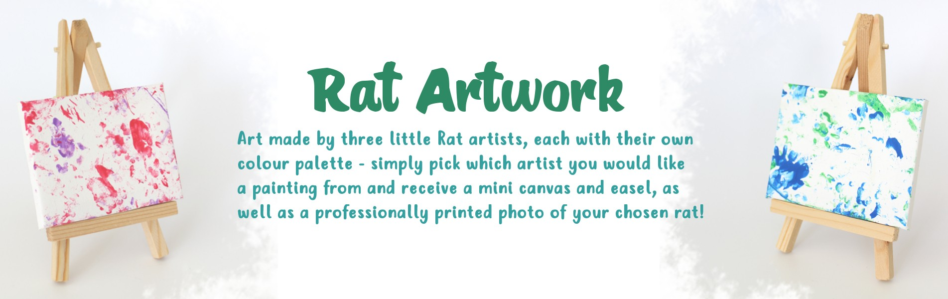 Rat Artwork!